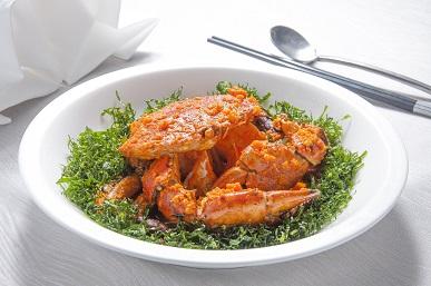 เพลิดเพลินเมนูปูแสนอร่อย ณ ห้องอาหารจีนซิลเวอร์เวฟส์ โรงแรมชาเทรียม ริเวอร์ไซด์ กรุงเทพฯ 13 -
