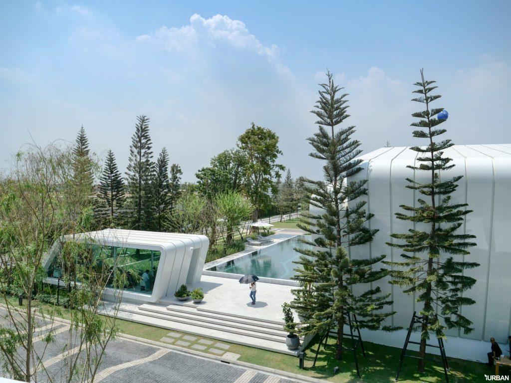 """""""เนอวานา ไดอิ"""" ปฏิวัติรูปแบบการอยู่อาศัย พร้อมเปิดโครงการ """"เนอวานา บียอนด์ พระราม 9-กรุงเทพกรีฑา"""" บ้านต้นแบบแนวคิดใหม่ 37 -"""