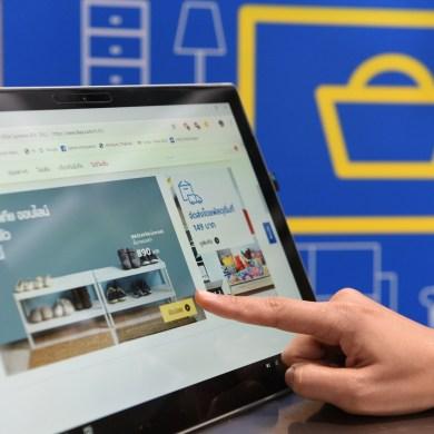 สโตร์อิเกียออนไลน์เปิดแล้ววันนี้! ช้อปได้ทุกที่ ทุกเวลา ที่ IKEA.co.th 16 -