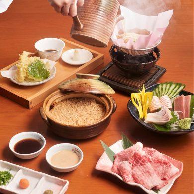 สุดยอดเซ็ตเนื้อฮิดะ ห้องอาหารคิซาระ โรงแรมคอนราด กรุงเทพฯ 16 -