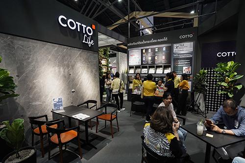 COTTO, CAMPANA และ SOSUCO งานสถาปนิก'62 มีอะไรอัพเดท 13 - Architect