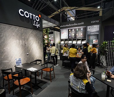 COTTO, CAMPANA และ SOSUCO งานสถาปนิก'62 มีอะไรอัพเดท 16 - Architect