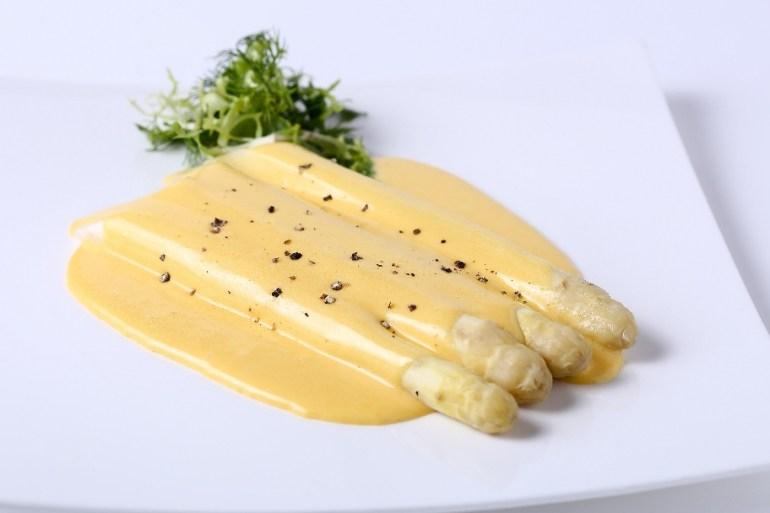 """สัมผัสความอร่อยของราชินีแห่งหน่อไม้จากฝรั่งเศส กับเทสติ้งเมนู""""หน่อไม้ฝรั่งขาว"""" ณ ห้องอาหารเรดสกาย 13 -"""