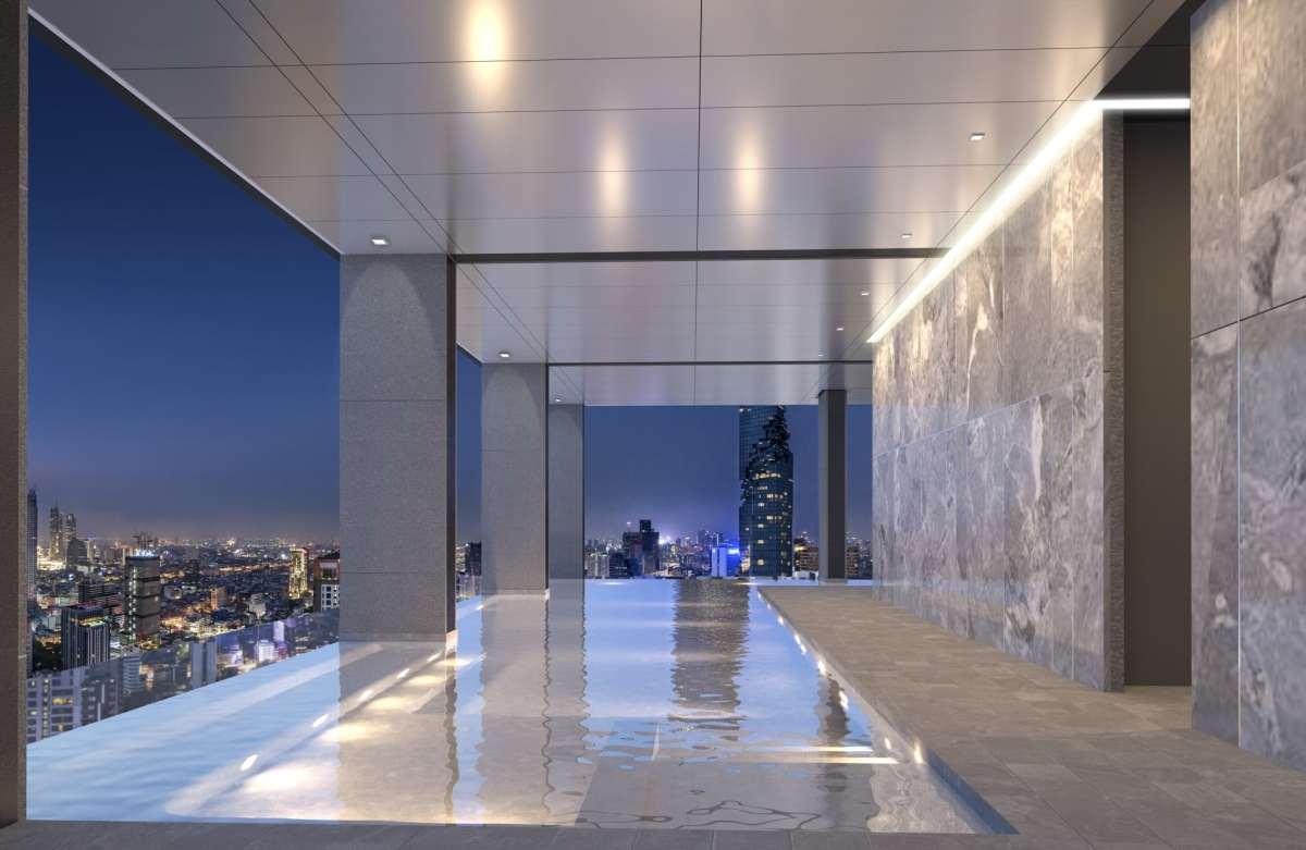 ANIL Sathorn 12 คอนโดสาทรสุดหรูที่ยกระดับคุณภาพชีวิตของผู้พักอาศัย ด้วยมาตรฐาน WELL Building Standard 33 - GRAND UNITY