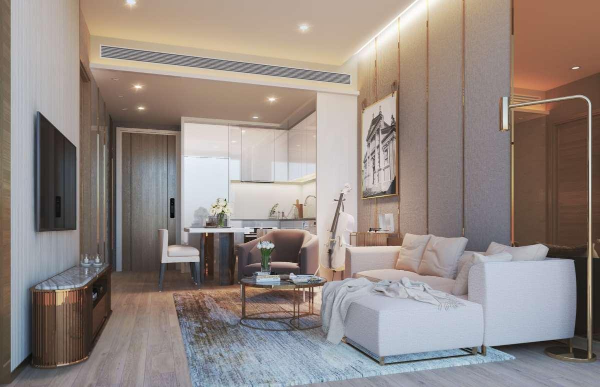 ANIL Sathorn 12 คอนโดสาทรสุดหรูที่ยกระดับคุณภาพชีวิตของผู้พักอาศัย ด้วยมาตรฐาน WELL Building Standard 107 - GRAND UNITY