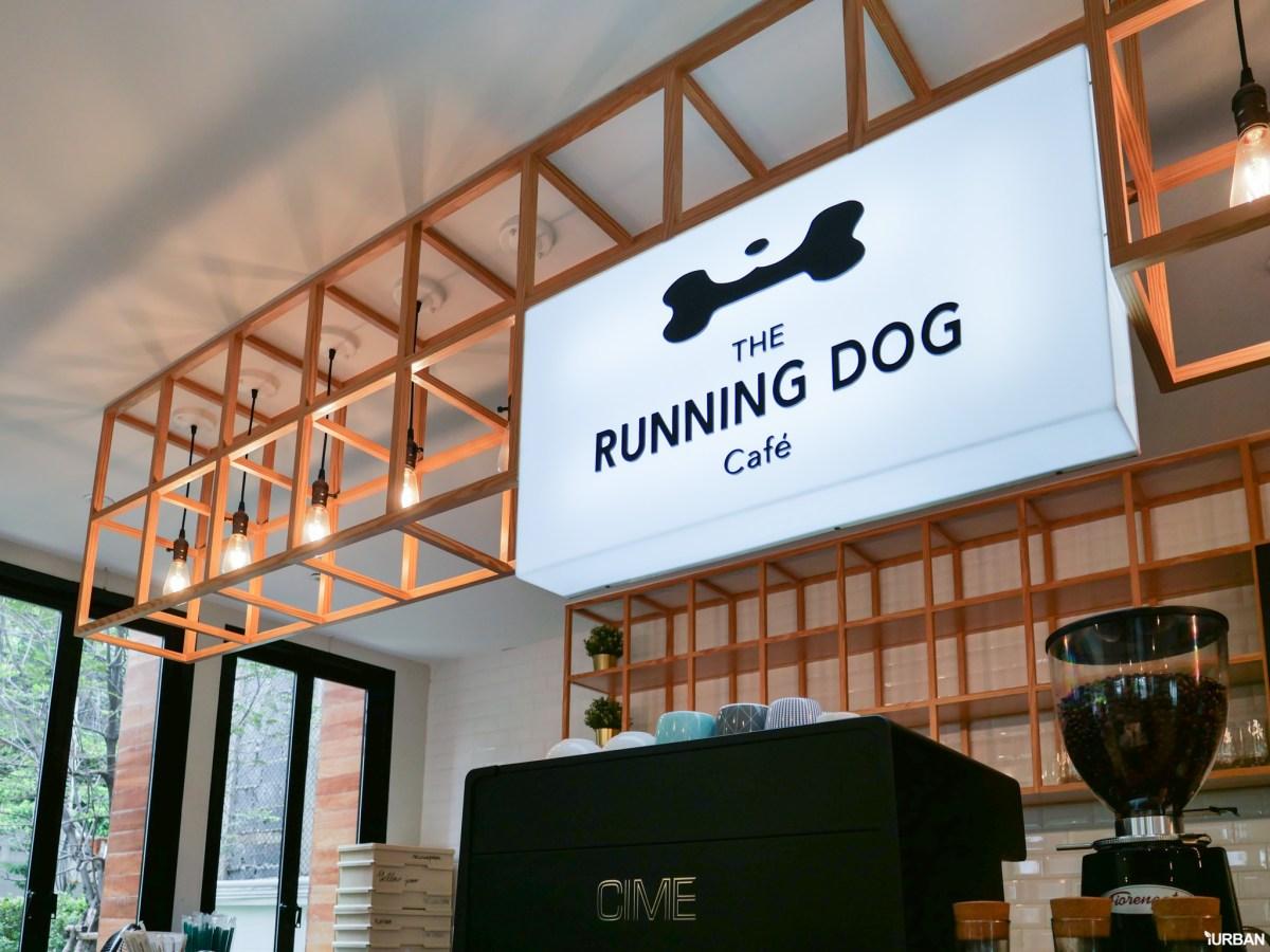 The Running Dog Cafe ร้านกาแฟ #หมาเข้าได้ สไตล์สถาปนิก ย่านสาทร 16 - cafe