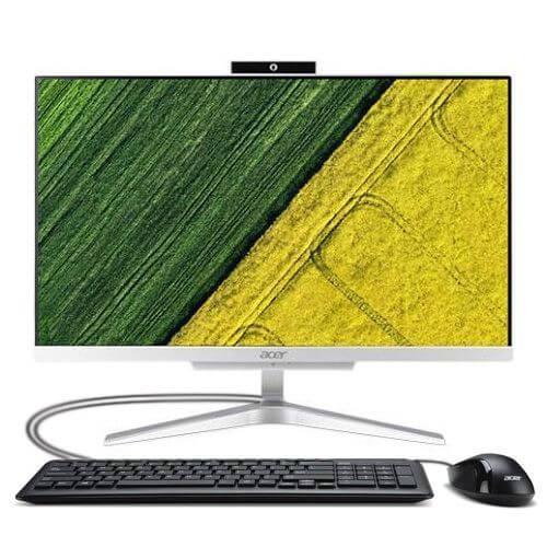 รีวิว 10 คอมพิวเตอร์ตั้งโต๊ะ ราคาถูก ดีไซน์สวย สเป็คดี 123 - Acer