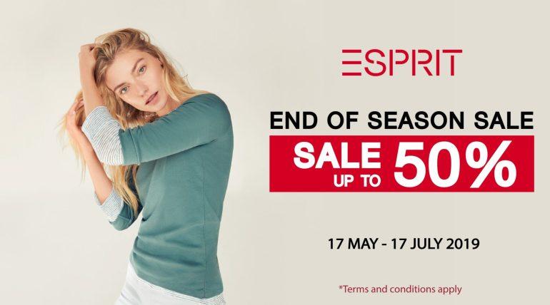 Esprit End Of Season Sale 2019 13 -