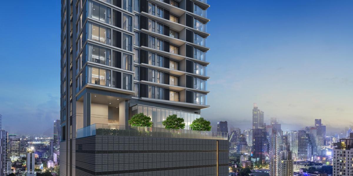 ANIL Sathorn 12 คอนโดสาทรสุดหรูที่ยกระดับคุณภาพชีวิตของผู้พักอาศัย ด้วยมาตรฐาน WELL Building Standard 115 - GRAND UNITY