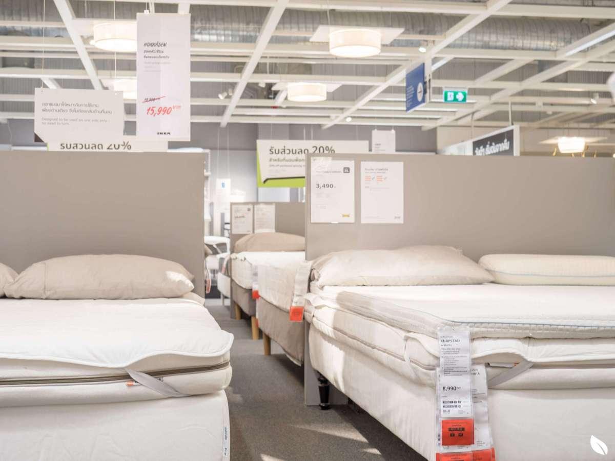 """16 เหตุผลว่าทำไมเราถึงอยากแนะนำให้คุณใช้ """"ที่นอน IKEA"""" 16 - Bedroom"""