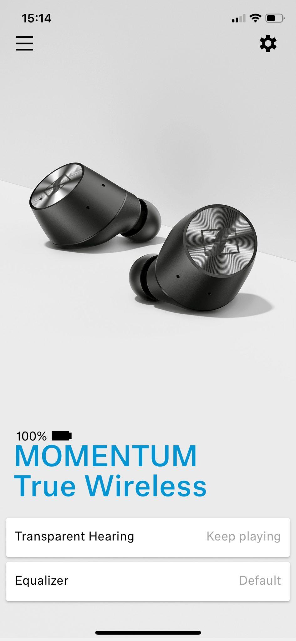 รีวิวหูฟังบลูทูธไร้สายแบบ Sennheiser Momentum True Wireless ดูดีมีคลาสสุดใน 2019 33 - bluetooth