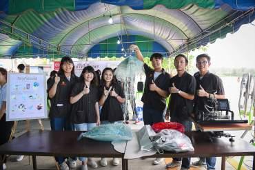 """โครงการนิสสัน """"แค่ใจก็เพียงพอ"""" ช่วยเสริมสร้างรายได้ให้ชุมชน ด้วยการนำของเหลือใช้มาสร้างสรรค์เป็นผลิตภัณฑ์ใหม่ 8 - Cloths"""