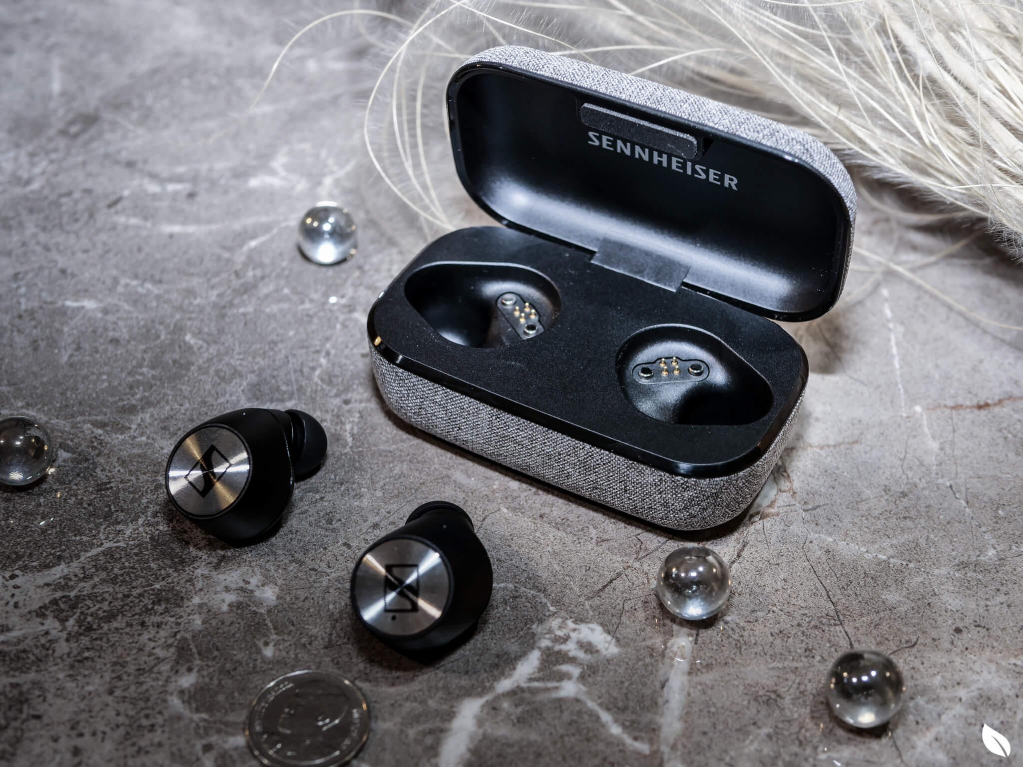 รีวิวหูฟังบลูทูธไร้สายแบบ Sennheiser Momentum True Wireless ดูดีมีคลาสสุดใน 2019 32 - bluetooth