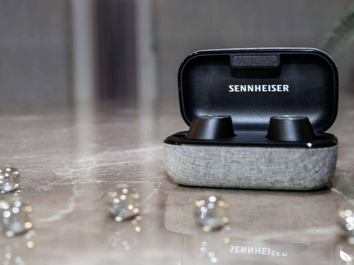 รีวิวหูฟังบลูทูธไร้สายแบบ Sennheiser Momentum True Wireless ดูดีมีคลาสสุดใน 2019 20 - bluetooth