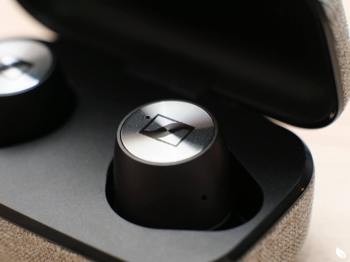 รีวิวหูฟังบลูทูธไร้สายแบบ Sennheiser Momentum True Wireless ดูดีมีคลาสสุดใน 2019 19 - bluetooth