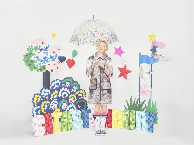 """ฝนนี้ชวนกันมากางร่มดีไซน์สวยน่ารักจาก""""Cath Kidston"""" (แคท คิดสตัน) 13 -"""