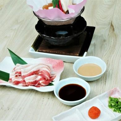 ชุดหม้อไฟหมูคุโรบุตะสไลด์สไตล์ญี่ปุ่นสุดแซ่บ ห้องอาหารญี่ปุ่นคิซาระ 15 -