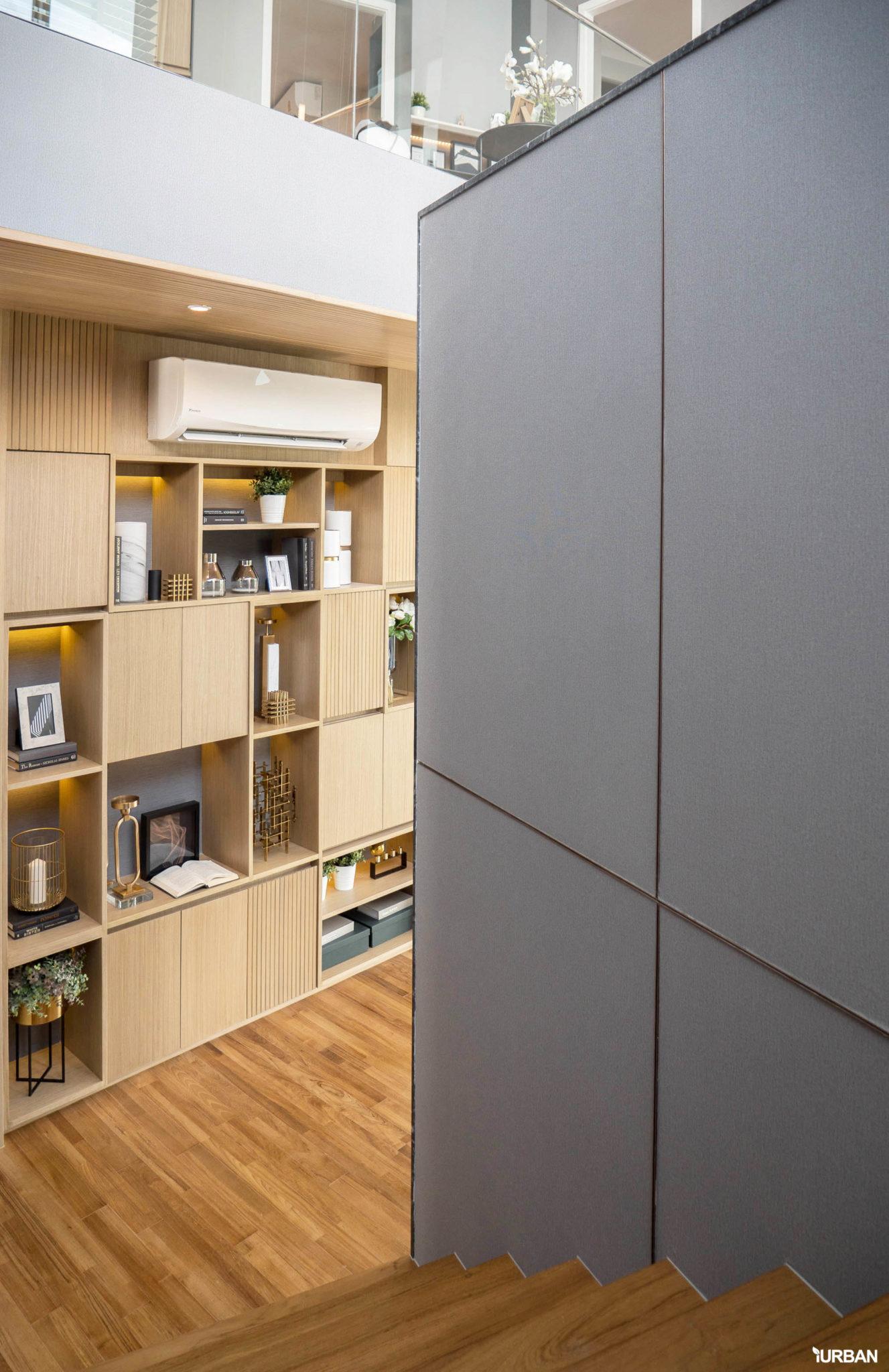 รีวิว Nirvana BEYOND Udonthani บ้านเดี่ยว 3 ชั้น ดีไซน์บิดสุดโมเดิร์น บนที่ดินสุดท้ายหน้าหนองประจักษ์ 59 - Luxury