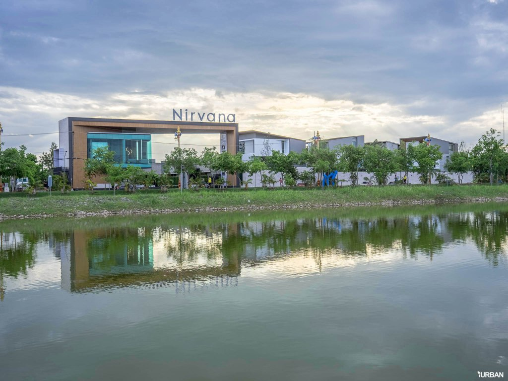 รีวิว Nirvana BEYOND Udonthani บ้านเดี่ยว 3 ชั้น ดีไซน์บิดสุดโมเดิร์น บนที่ดินสุดท้ายหน้าหนองประจักษ์ 189 - Luxury
