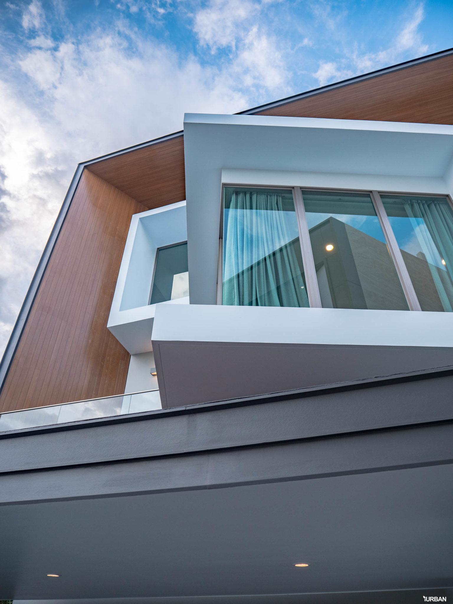 รีวิว Nirvana BEYOND Udonthani บ้านเดี่ยว 3 ชั้น ดีไซน์บิดสุดโมเดิร์น บนที่ดินสุดท้ายหน้าหนองประจักษ์ 33 - Luxury