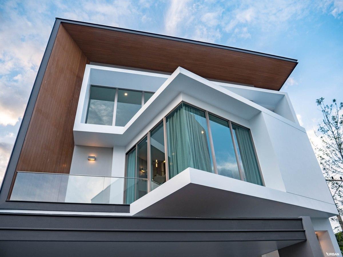 รีวิว Nirvana BEYOND Udonthani บ้านเดี่ยว 3 ชั้น ดีไซน์บิดสุดโมเดิร์น บนที่ดินสุดท้ายหน้าหนองประจักษ์ 31 - Luxury