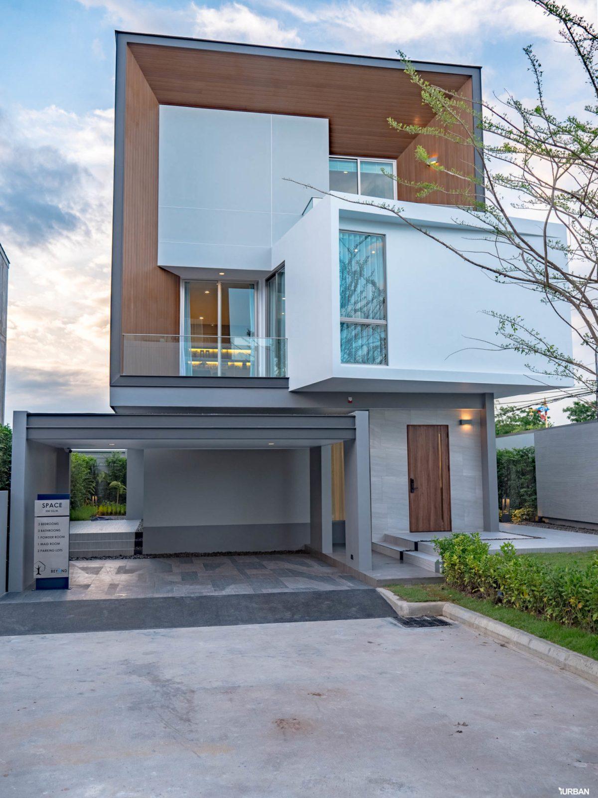 รีวิว Nirvana BEYOND Udonthani บ้านเดี่ยว 3 ชั้น ดีไซน์บิดสุดโมเดิร์น บนที่ดินสุดท้ายหน้าหนองประจักษ์ 132 - Luxury