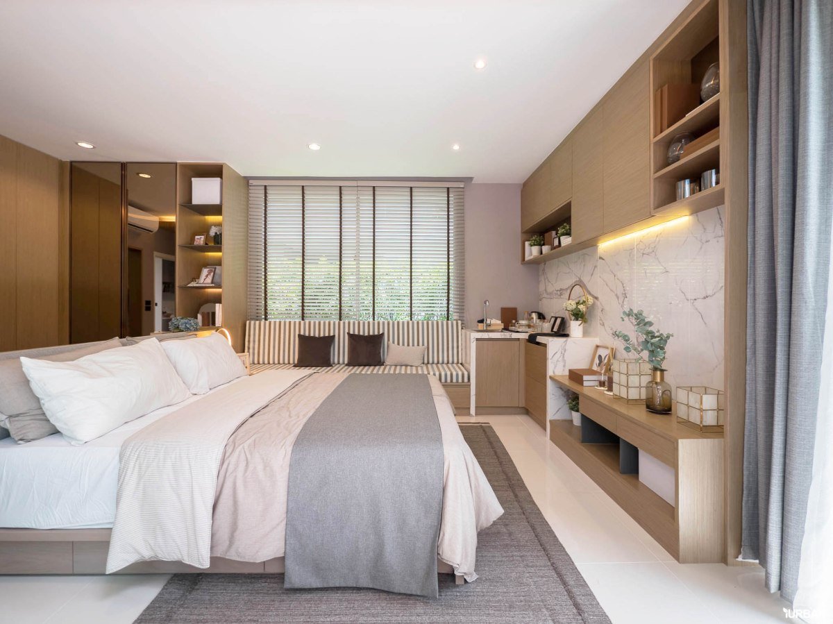 รีวิว Nirvana BEYOND Udonthani บ้านเดี่ยว 3 ชั้น ดีไซน์บิดสุดโมเดิร์น บนที่ดินสุดท้ายหน้าหนองประจักษ์ 48 - Luxury