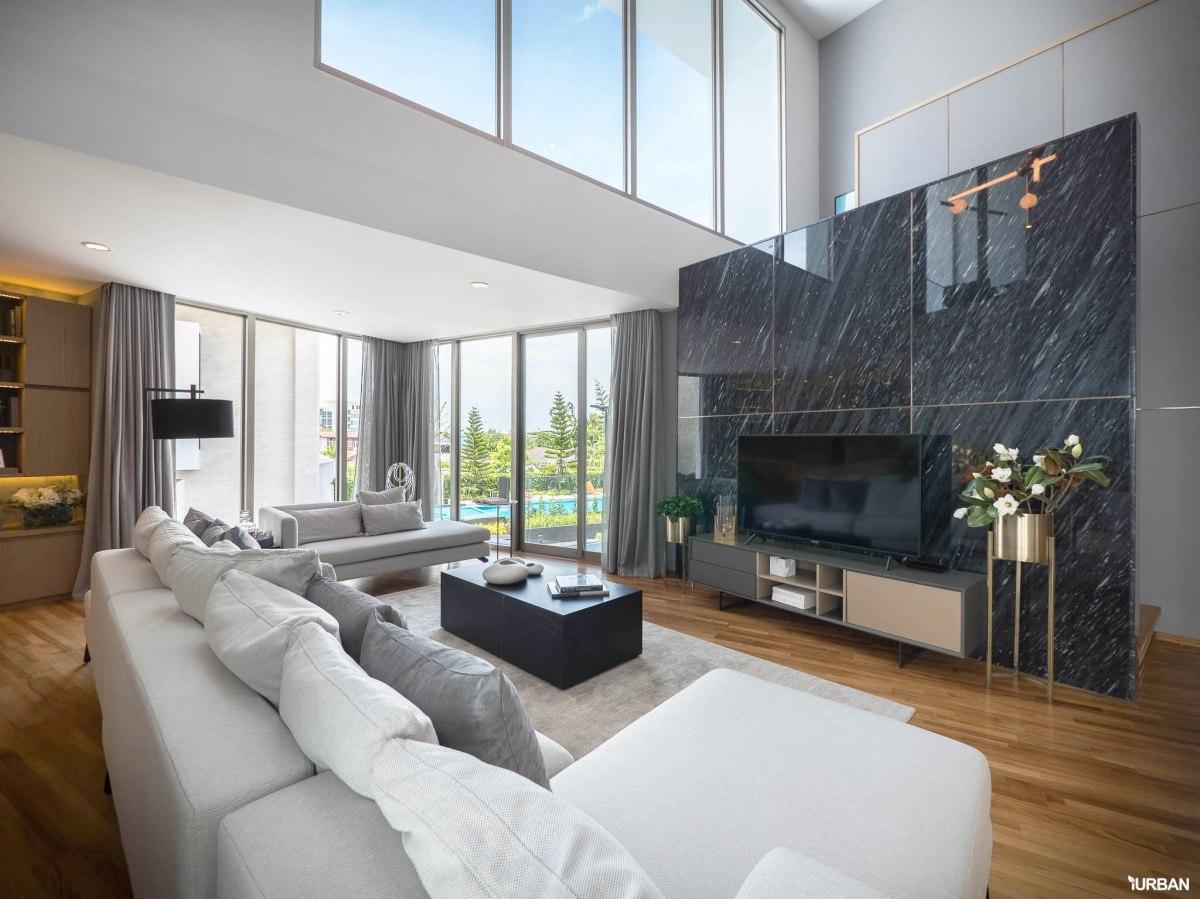 รีวิว Nirvana BEYOND Udonthani บ้านเดี่ยว 3 ชั้น ดีไซน์บิดสุดโมเดิร์น บนที่ดินสุดท้ายหน้าหนองประจักษ์ 52 - Luxury