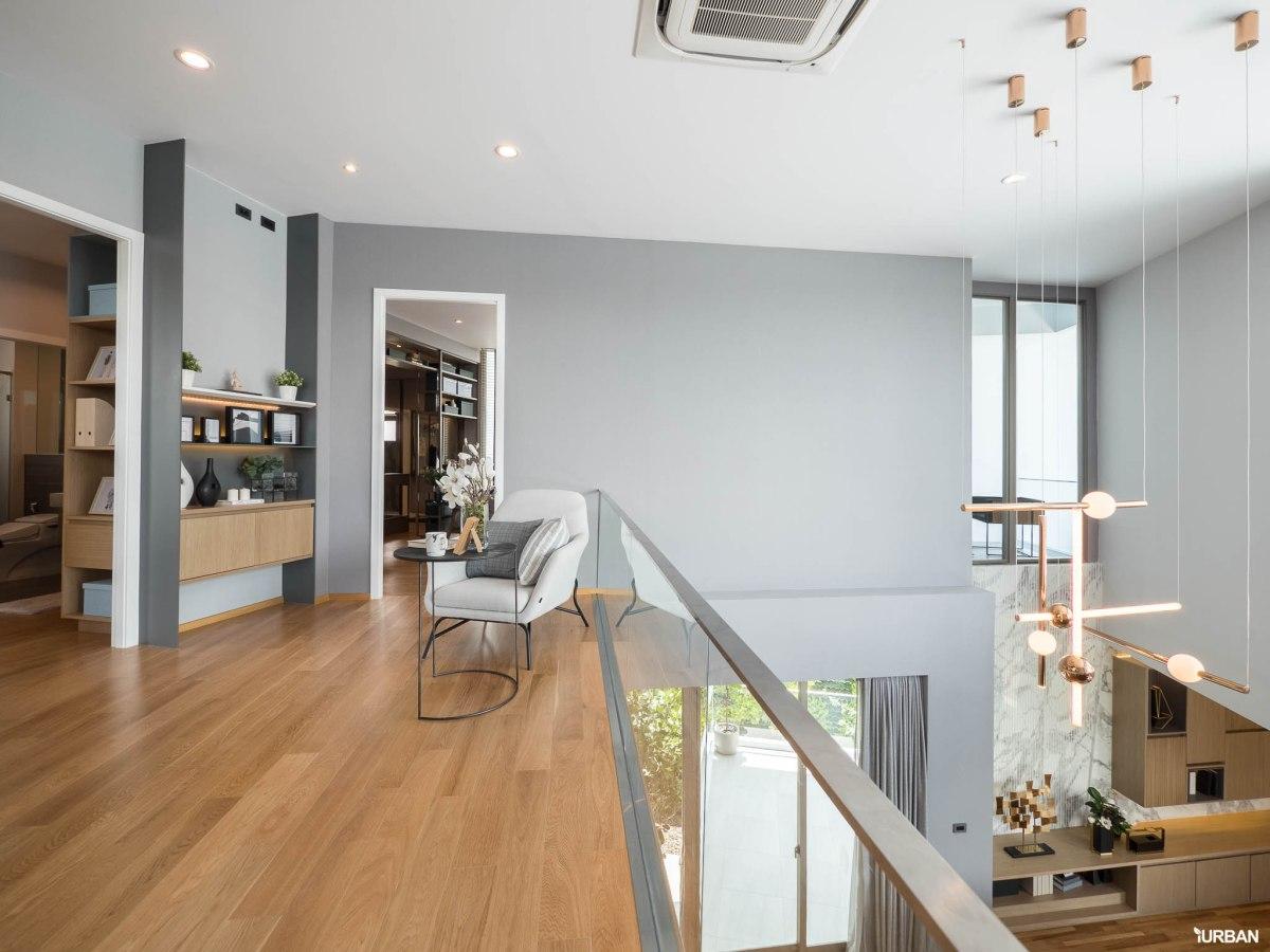 รีวิว Nirvana BEYOND Udonthani บ้านเดี่ยว 3 ชั้น ดีไซน์บิดสุดโมเดิร์น บนที่ดินสุดท้ายหน้าหนองประจักษ์ 242 - Luxury