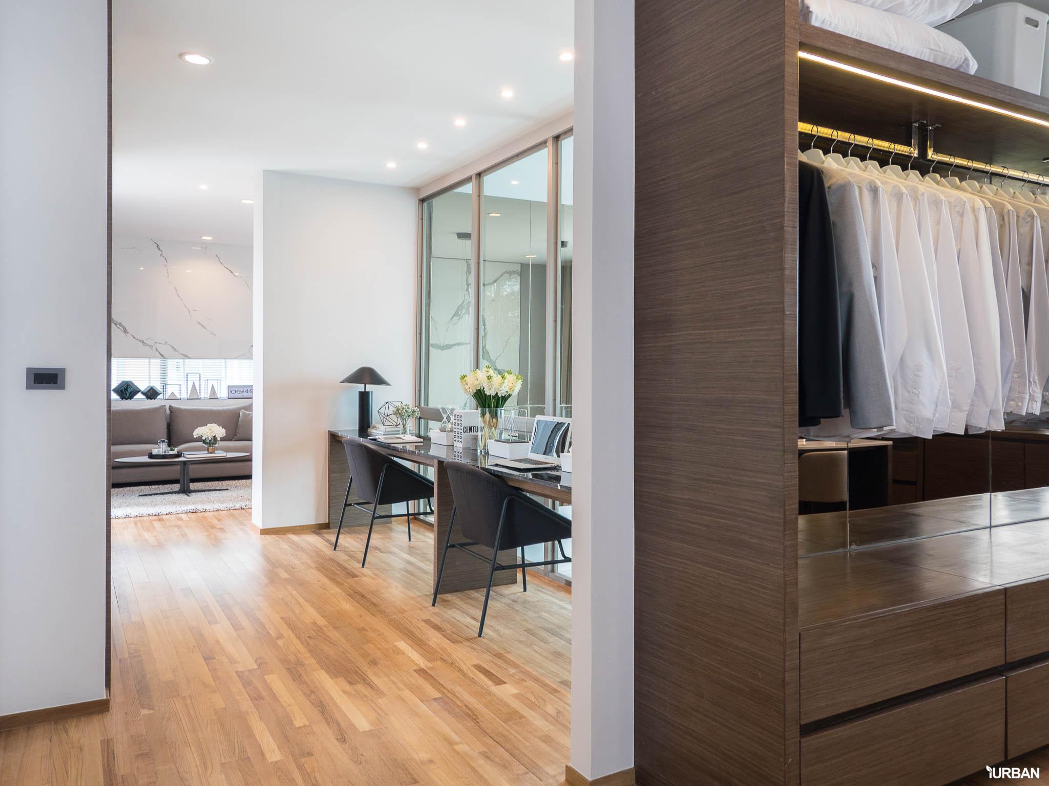 รีวิว Nirvana BEYOND Udonthani บ้านเดี่ยว 3 ชั้น ดีไซน์บิดสุดโมเดิร์น บนที่ดินสุดท้ายหน้าหนองประจักษ์ 114 - Luxury
