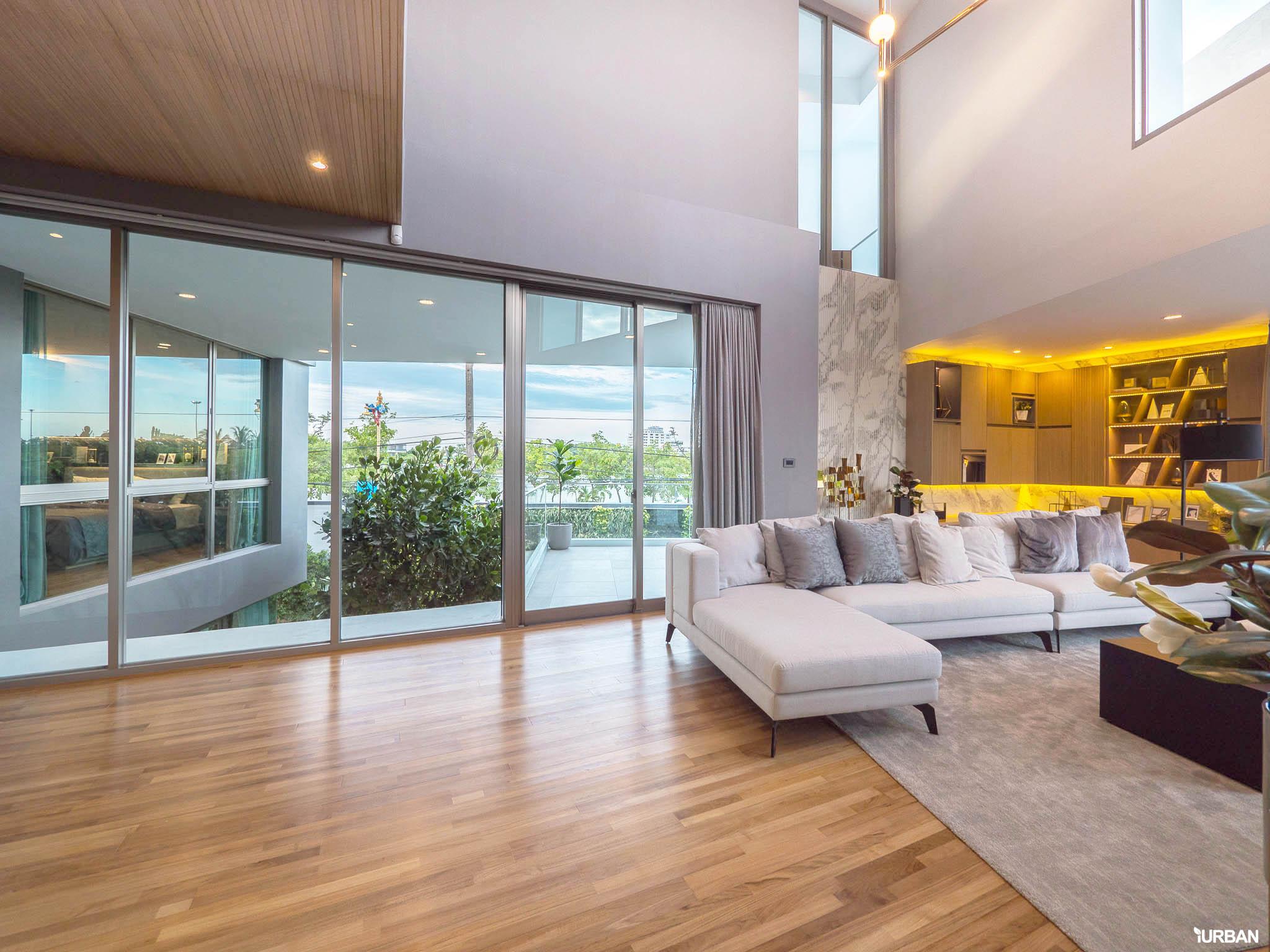 รีวิว Nirvana BEYOND Udonthani บ้านเดี่ยว 3 ชั้น ดีไซน์บิดสุดโมเดิร์น บนที่ดินสุดท้ายหน้าหนองประจักษ์ 54 - Luxury