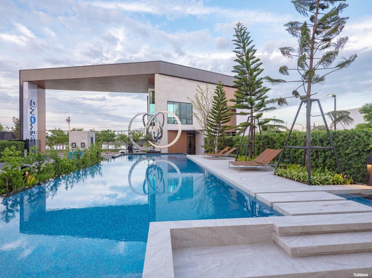 รีวิว Nirvana BEYOND Udonthani บ้านเดี่ยว 3 ชั้น ดีไซน์บิดสุดโมเดิร์น บนที่ดินสุดท้ายหน้าหนองประจักษ์ 175 - Luxury