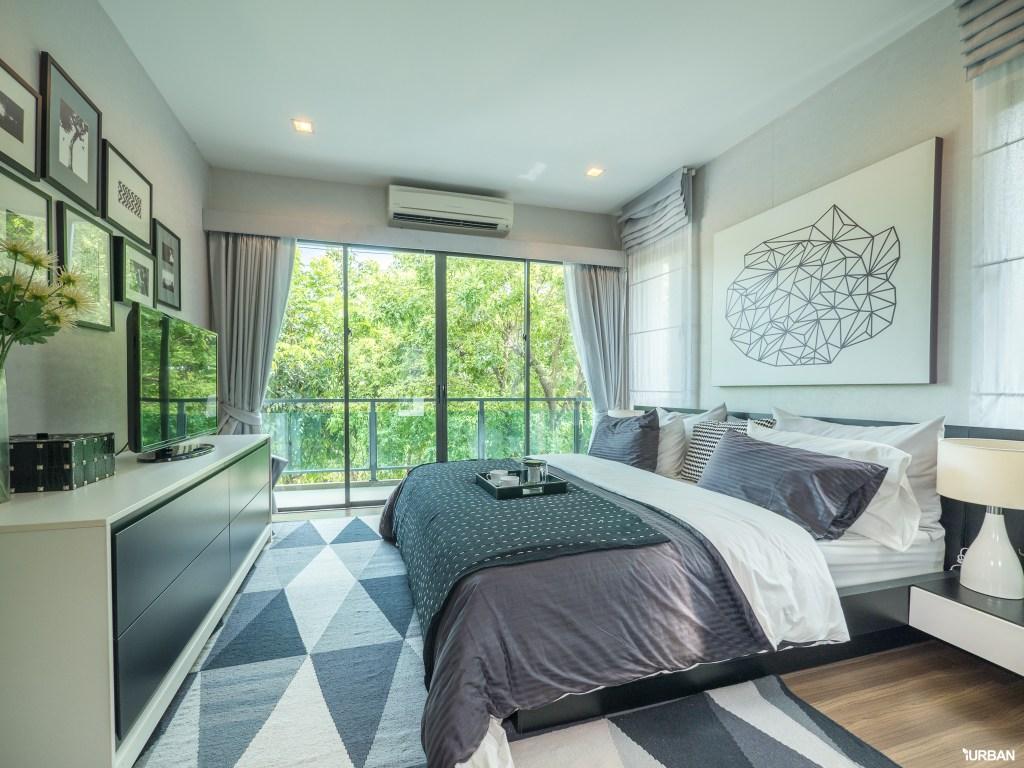 """รีวิว """"ฮาบิเทีย พาร์ค เทียนทะเล 28"""" ที่ดิน 100 ตร.ว. ทำเลพระราม 2 จากแสนสิริ 160 - 4 Bedrooms"""