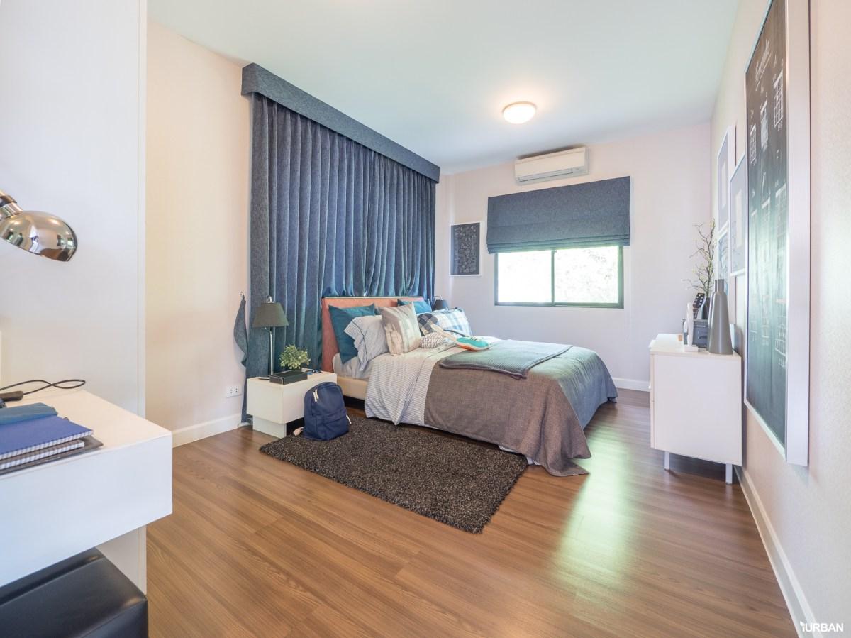 """รีวิว """"ฮาบิเทีย พาร์ค เทียนทะเล 28"""" ที่ดิน 100 ตร.ว. ทำเลพระราม 2 จากแสนสิริ 122 - 4 Bedrooms"""