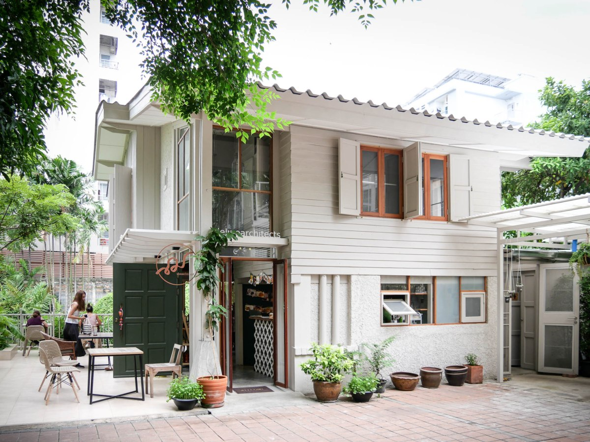 "7 Simply Creative Cafe & Bar ในย่านไลฟ์สไลต์สุดฮิป กับ 24 Hr. Co-Working Space กลาง New Interchange ""รัชดา - ลาดพร้าว"" 14 - cafe"