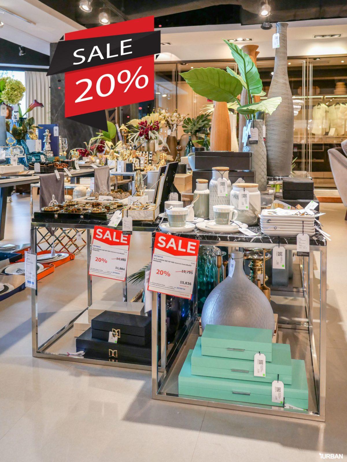 พาชม MODERNFORM ลดถึง 75% งาน The Annual Sale 2019 ปีนี้มีอะไรบ้าง? 118 - decorate