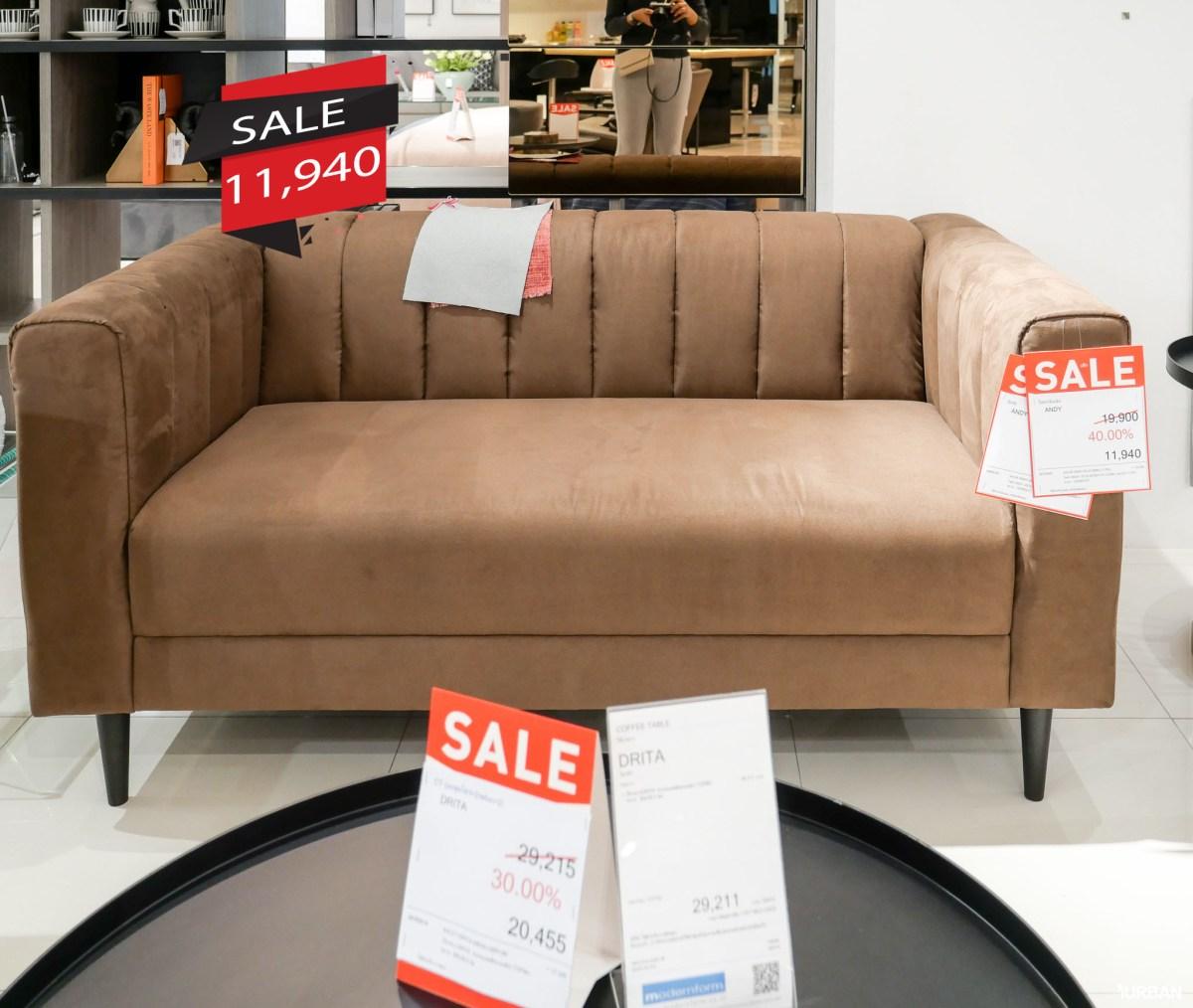 พาชม MODERNFORM ลดถึง 75% งาน The Annual Sale 2019 ปีนี้มีอะไรบ้าง? 95 - decorate