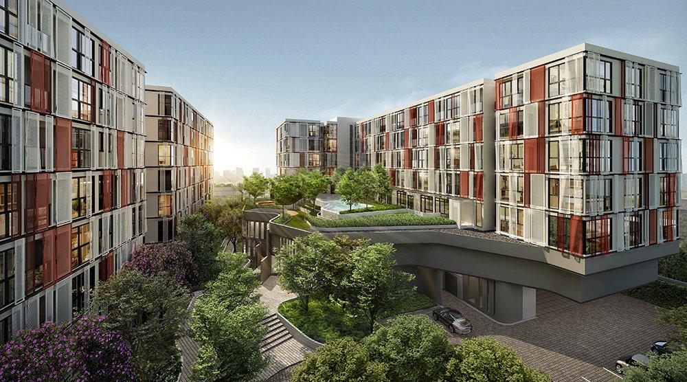 """""""ทากะ เฮาส์"""" (STAY UNIQUE, STAY DIVERSE) ตอบโจทย์การใช้ชีวิตที่ปรับเปลี่ยนได้ในแบบที่เป็นคุณ 14 - Condominium"""