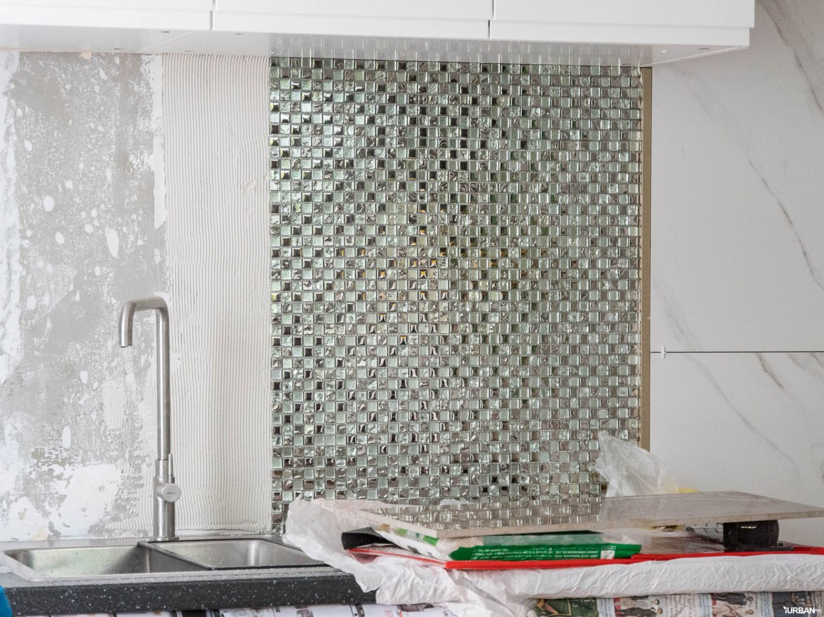 ไอเดียแต่งบ้าน รีโนเวทครัวให้สวยหรูสไตล์ Modern Luxury แบบจบงานไว ไม่กระทบโครงสร้างเดิม 70 - jorakay