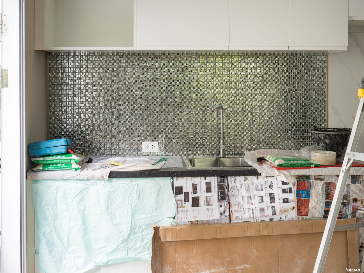 ไอเดียแต่งบ้าน รีโนเวทครัวให้สวยหรูสไตล์ Modern Luxury แบบจบงานไว ไม่กระทบโครงสร้างเดิม 71 - jorakay