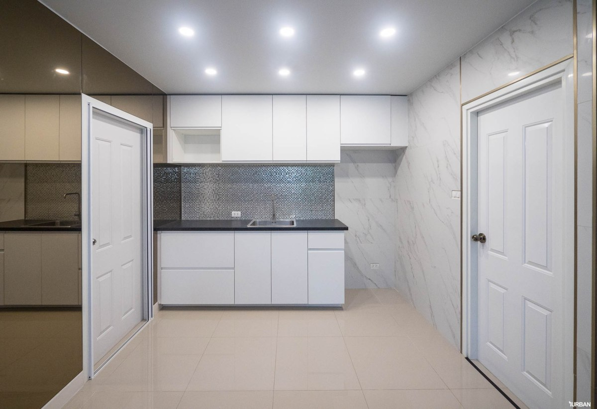 ไอเดียแต่งบ้าน รีโนเวทครัวให้สวยหรูสไตล์ Modern Luxury แบบจบงานไว ไม่กระทบโครงสร้างเดิม 16 - jorakay