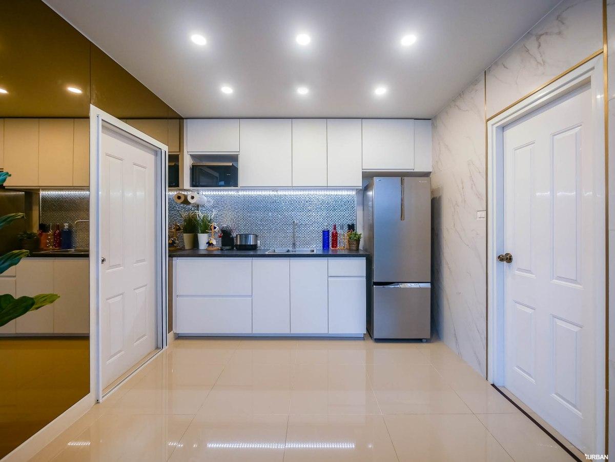 ไอเดียแต่งบ้าน รีโนเวทครัวให้สวยหรูสไตล์ Modern Luxury แบบจบงานไว ไม่กระทบโครงสร้างเดิม 90 - jorakay