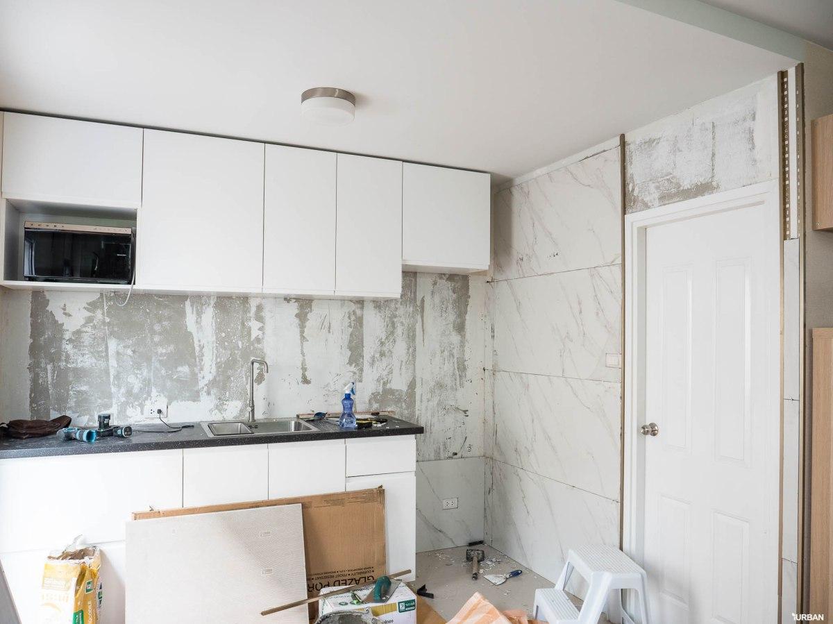 ไอเดียแต่งบ้าน รีโนเวทครัวให้สวยหรูสไตล์ Modern Luxury แบบจบงานไว ไม่กระทบโครงสร้างเดิม 52 - jorakay
