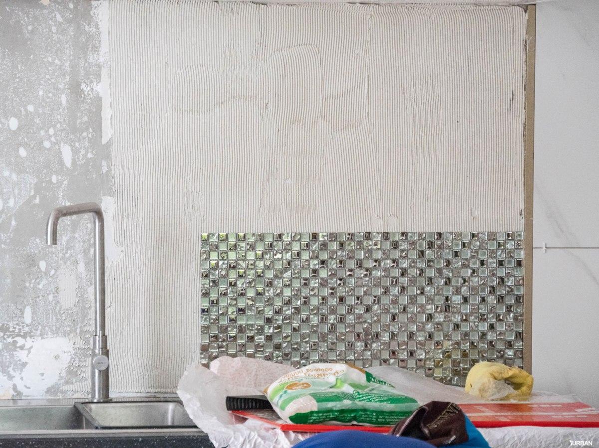 ไอเดียแต่งบ้าน รีโนเวทครัวให้สวยหรูสไตล์ Modern Luxury แบบจบงานไว ไม่กระทบโครงสร้างเดิม 67 - jorakay