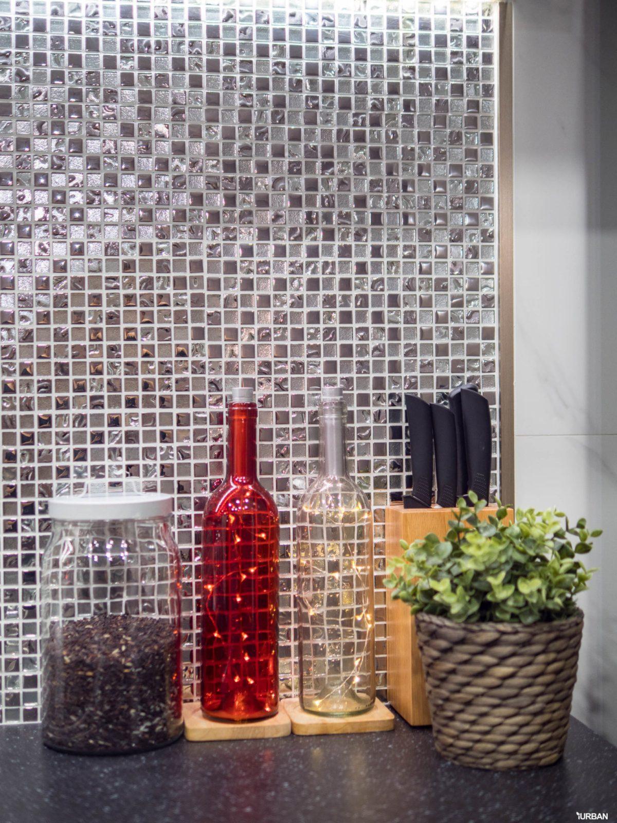 ไอเดียแต่งบ้าน รีโนเวทครัวให้สวยหรูสไตล์ Modern Luxury แบบจบงานไว ไม่กระทบโครงสร้างเดิม 95 - jorakay