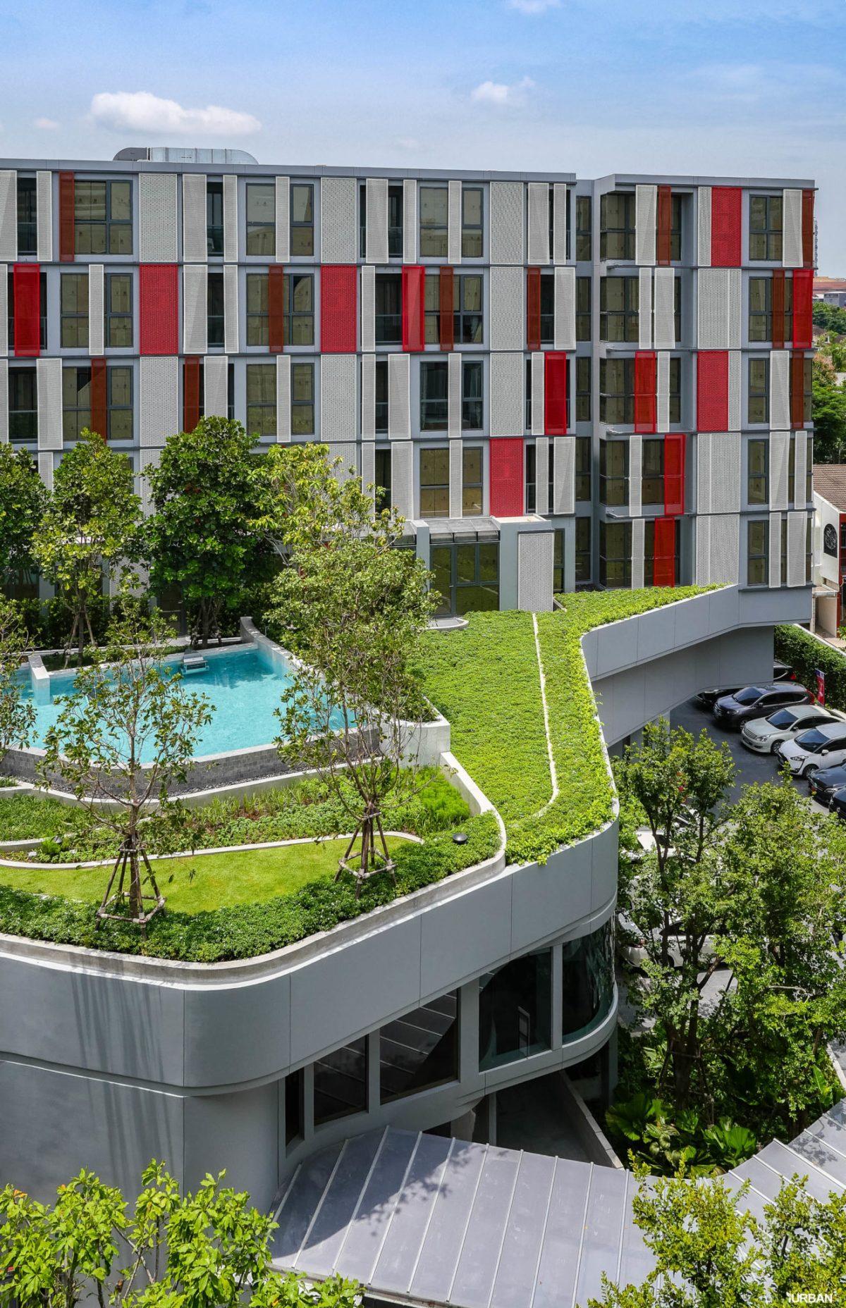 """""""ทากะ เฮาส์"""" (STAY UNIQUE, STAY DIVERSE) ตอบโจทย์การใช้ชีวิตที่ปรับเปลี่ยนได้ในแบบที่เป็นคุณ 23 - Condominium"""