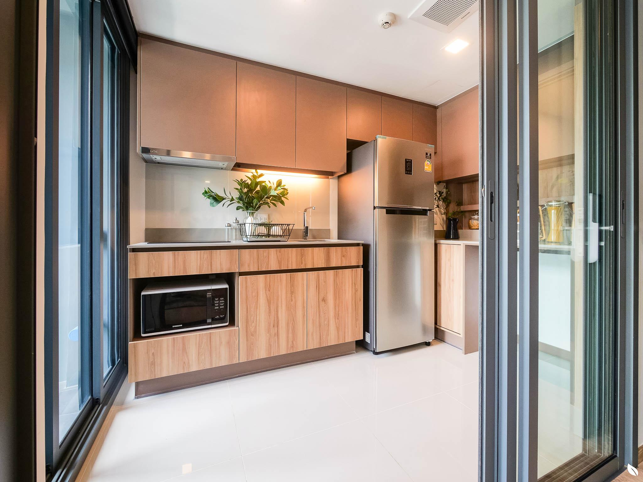 """""""ทากะ เฮาส์"""" (STAY UNIQUE, STAY DIVERSE) ตอบโจทย์การใช้ชีวิตที่ปรับเปลี่ยนได้ในแบบที่เป็นคุณ 33 - Condominium"""