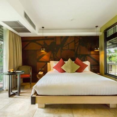 พักผ่อนท่ามกลางธรรมชาติ กับห้องพักราคาพิเศษ ที่โรงแรม ยู อินจันทรี กาญจนบุรี 16 -