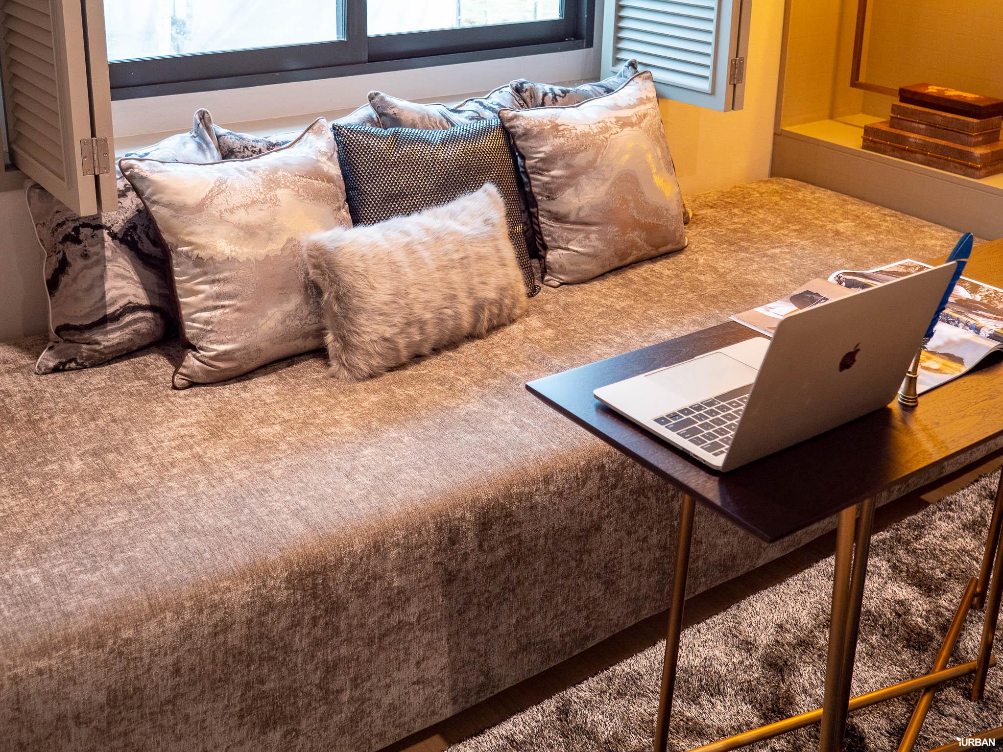 รีวิว URBANIO วิภาวดี-แจ้งวัฒนะ พรีเมียมทาวน์โฮม 3 ชั้นสุดสวย ใกล้สถานี Interchange เริ่ม 5.59 ล้าน จาก Ananda 109 - Premium