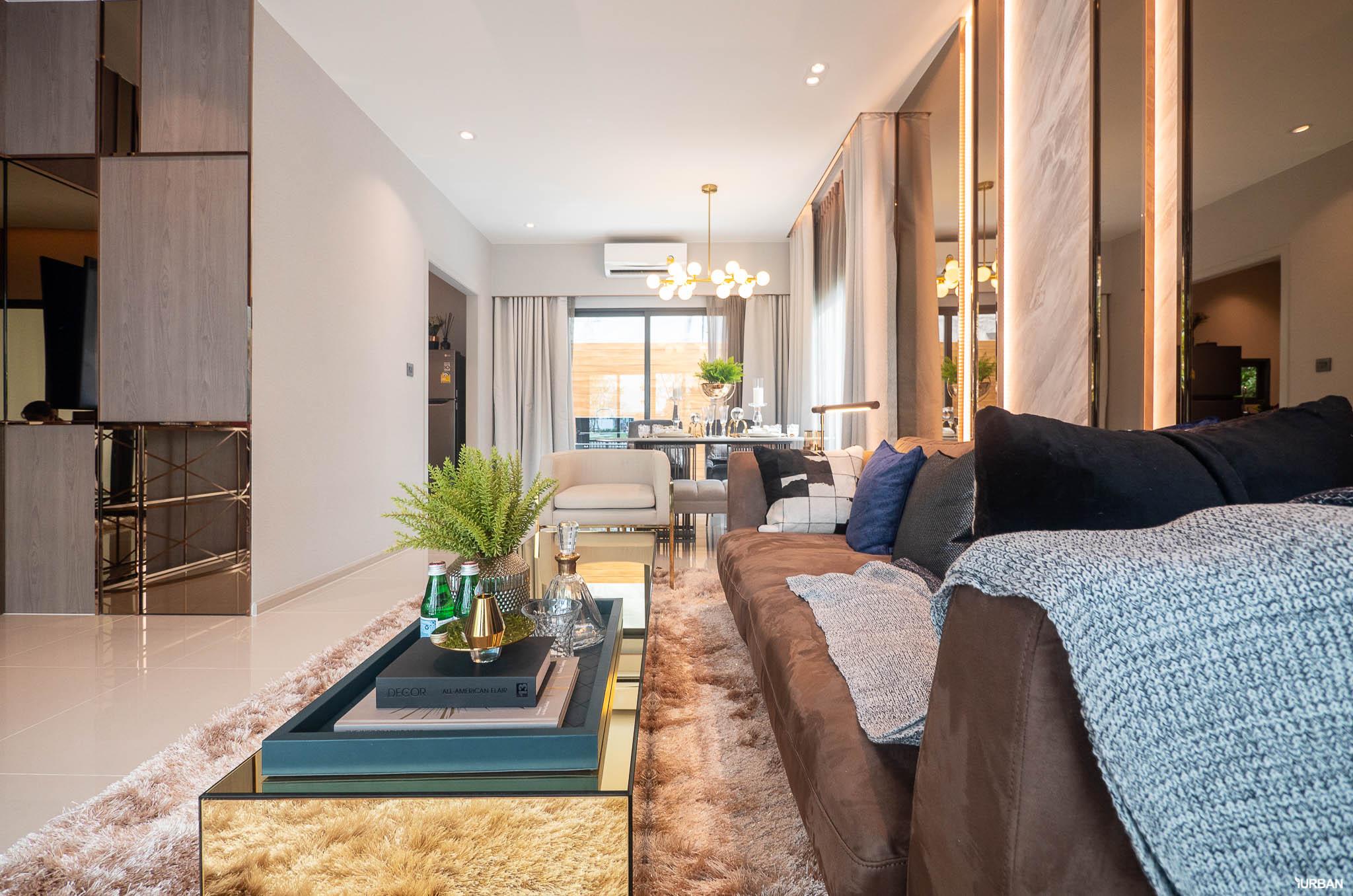 รีวิว URBANIO วิภาวดี-แจ้งวัฒนะ พรีเมียมทาวน์โฮม 3 ชั้นสุดสวย ใกล้สถานี Interchange เริ่ม 5.59 ล้าน จาก Ananda 32 - Premium